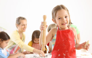 Kids Cooking Classes - Raleigh, Cary, Chapel Hill